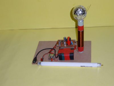 Tesla coil project