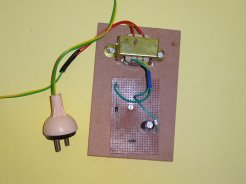 HALF WAVE RECTIFIER PROJECT